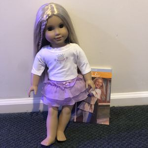 American Girl Doll- Julie Albright for Sale in New Canaan, CT