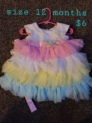 GREAT CONDITION GIRLS DRESS for Sale in Roseville, MI