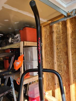 Punching bag stand with speed bag and attachment for Sale in Burlington, WI
