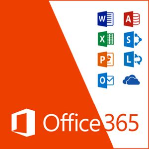 Microsoft Office 365 LIFETIME Account Subscription 5 Users PC or Mac 2019 for Sale in Paradise, NV