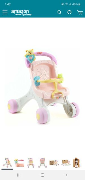 Fisher price stroller for Sale in Chicago, IL