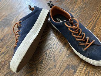Converse Blue Suede Shoes for Sale in Atlanta,  GA