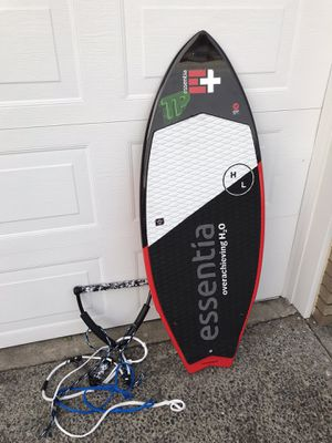 """Wakeboard Hyper light 48"""" with tow rope for Sale in Vancouver, WA"""