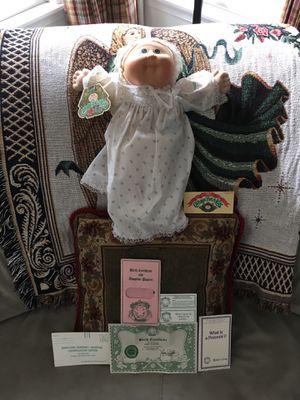 Vintage Cabbage Patch Dolls 1980s Rare Lot for Sale for sale  West Windsor Township, NJ