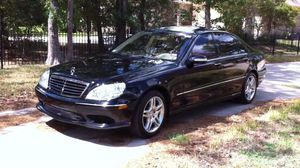 2004 Mercedes S500 (PARTING OUT) for Sale in Largo, FL
