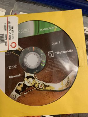 Xbox 360 games for Sale in Sanger, CA