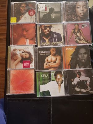 CD's for Sale in Woodbridge Township, NJ