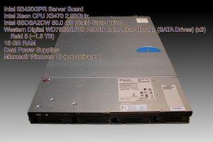 Intel Server 1U Raid-5 1.5 TB for Sale in Chantilly, VA
