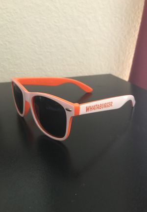 Whataburger sunglasses for Sale in Keller, TX