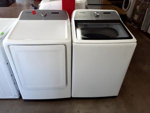 New Samsung Top Load Washer and Gas Dryer Set for Sale in Los Angeles, CA