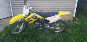 2004 Suzuki RM-Z 250 4Stroke for Sale in Columbus, OH