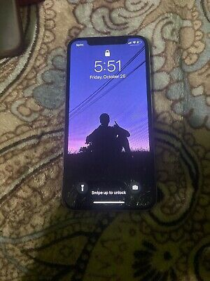 IPhone X 256Gb for Sale in Houston, TX