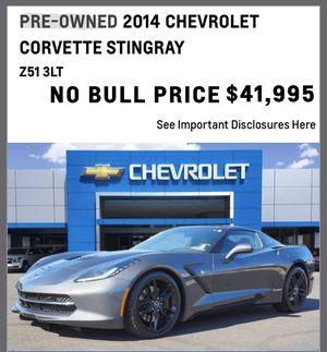 2014 corvette stingray for Sale in Chandler, AZ