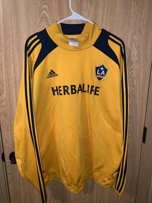 Adidas Official LA Galaxy Track Jacket for Sale in Maple Valley, WA