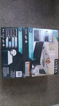 Intex air mattress for Sale in Wenatchee,  WA