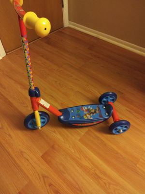 Paw Patrol Scooter for Sale in NEW PRT RCHY, FL