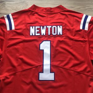 BRAND NEW! 🔥 Cam Newton #1 New England Patriots RED Jersey + SHIPS OUT NOW 📦💨 for Sale in Boston, MA