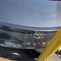 Toyota Solora Tail Gate Trunk for Sale in Fontana,  CA