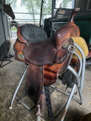 Barrel saddle for Sale in Kissimmee, FL