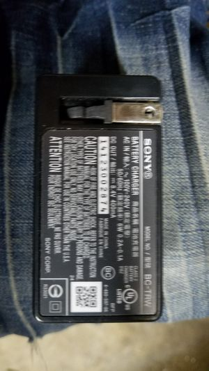 Sony BC-TRW series battery charger for Sale in Louisville, KY