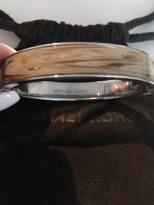 Silver Michael Kors Bracelet for Sale in Dallas, TX