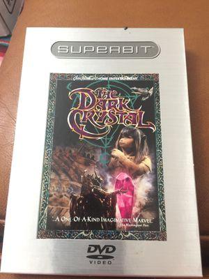 The Dark Crystal Movie DVD Superbit for Sale in Upper Marlboro, MD