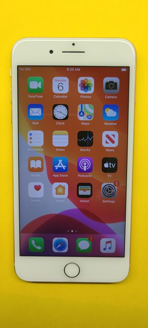 IPHONE 8 PLUS 64GB SPRINT AND BOOST MOBILE for Sale in Portland, OR