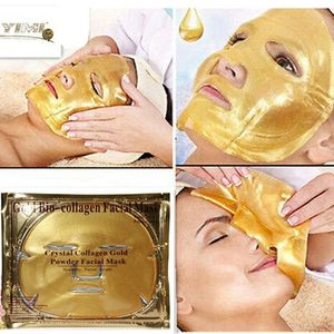 24K GOLD BIO COLLAGEN ANTI-AGING MASK for Sale in Carol City, FL