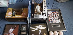 New York Yankees collection for $100 OBO for Sale in Las Vegas, NV