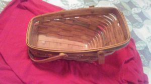 Longaberger Basket for Sale in Port Richey, FL