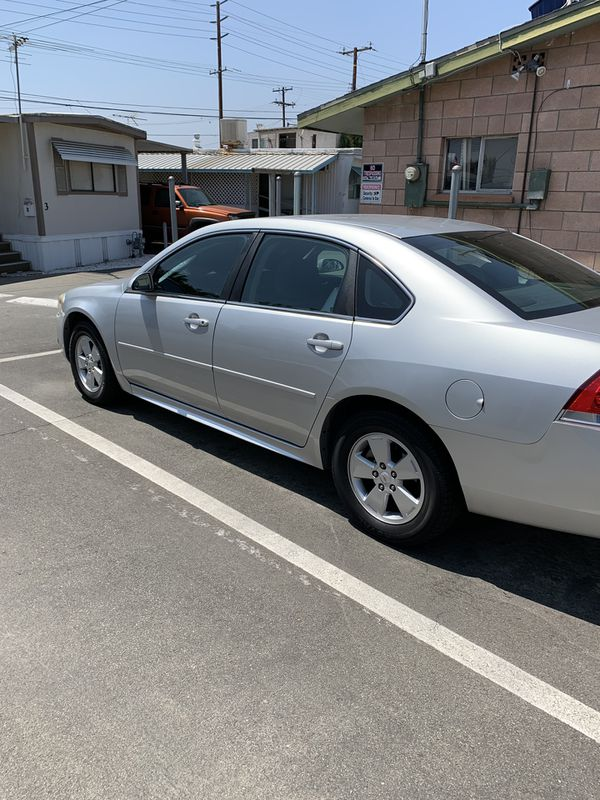 2011 Chevy Impala LT .Real nice car inside and out .Car has 135,000 miles on it but it runs like a new car just selling it because need a truck..$4300
