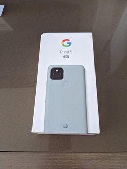 Google pixel 5 (unlocked) for Sale in Hillsboro,  OR