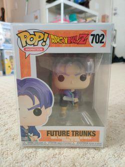 Funko Pop: Future Trunks 702 Dragonball Z for Sale in Sacramento,  CA
