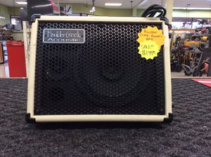 Boulder Creek Acoustic A25D Professional Compact Acoustic System for Sale in Spring, TX