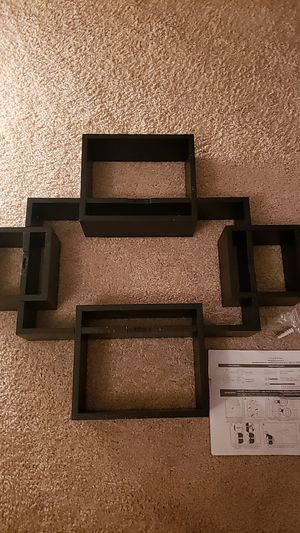 5 Pieces Wall shelve for Sale in Dearborn Heights, MI