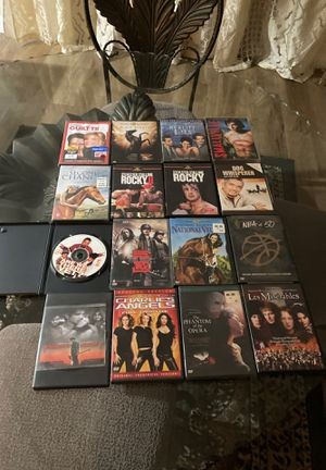FREE DVDS MOST ARE NEW SOME USED ALL IN GREAT CONDITION PICK UP FROM LYNWOOD for Sale in Compton, CA