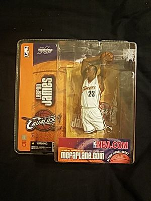 LeBron James McFarlane Action Figure Debut NBA Series 5 for Sale in Chandler, AZ