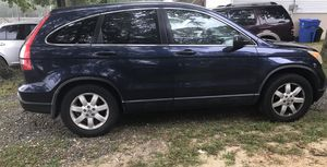 07 Honda CRV EX for Sale in Wrightstown, NJ