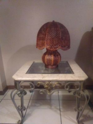 Table lamp for Sale in Tampa, FL