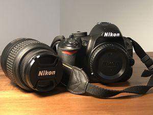Nikon D3100 for Sale in Alexandria, VA