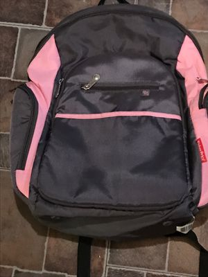 Backpack. Can be used for little girls or for baby's as a diaper bag. for Sale in Columbus, OH