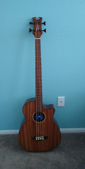 Brand new Dean acoustic electric bass for Sale in Las Vegas, NV