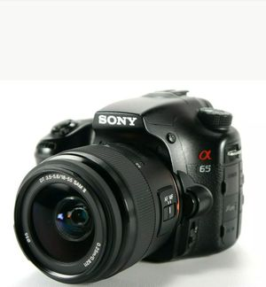 Sony a65 DSLR camera for Sale in Fontana, CA