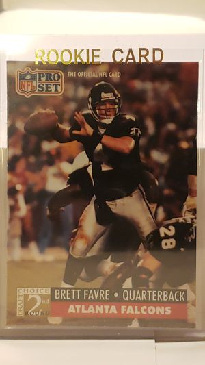 1991 Brett Favre Rookie Card - Mint Condition! for Sale in Happy Valley, OR