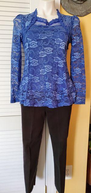Ladies Blouse & Capri Pant for Sale in Herndon, VA