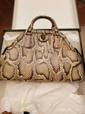 Gucci Phyton bag Limited for Sale in San Jose, CA