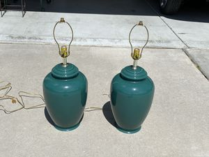 Lamps - $5 each for Sale in Cottonwood Heights, UT