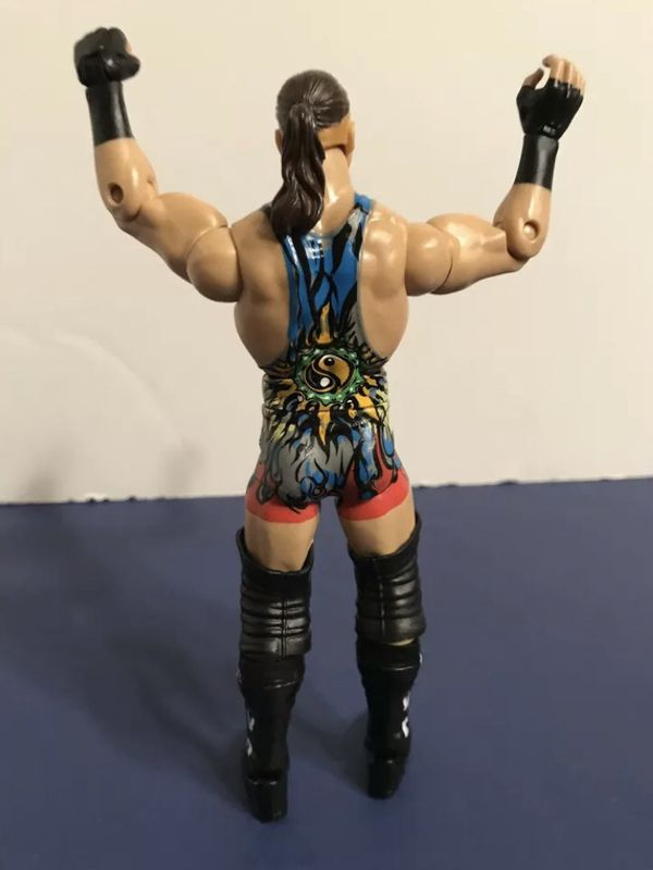 WWE Elite Collection Series #27 Rob Van Dam Action Figure - LOOSE - Incomplete