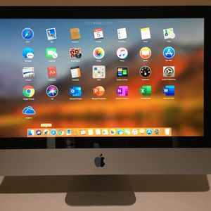 Apple iMac 21.5 inch - All in One - Completed for Sale in Garden Grove, CA