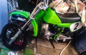 2000 Kawasaki kx60 for Sale in Pearblossom, CA